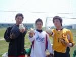 元野球部三人衆